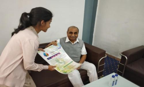 Shri Nitinbhai Patel, Deputy Chief Minister Gujarat